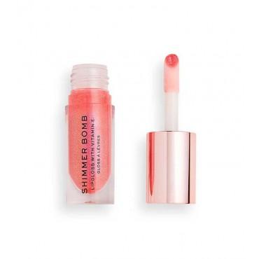 Revolution - Brillo de labios Shimmer Bomb - Daydream