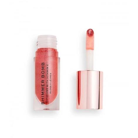 Revolution - Brillo de labios Shimmer Bomb - Distortion