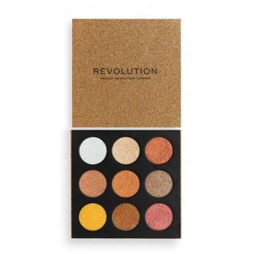 Revolution - Paleta de sombras Euphoric Foil - Sparkle Up