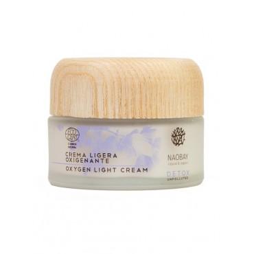 Naobay - Crema Ligera Oxigenante DETOX