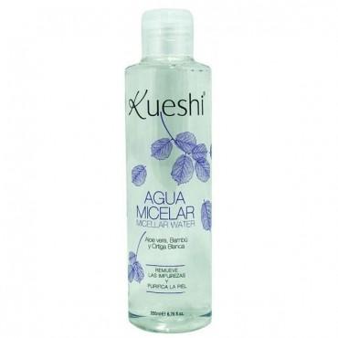 Kueshi - Pure & Clean - Agua Micelar con Aloe Vera - 200ml