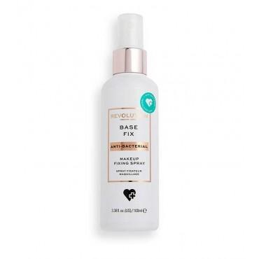 Revolution Skincare - Spray fijador antibacteriano - Base Fix