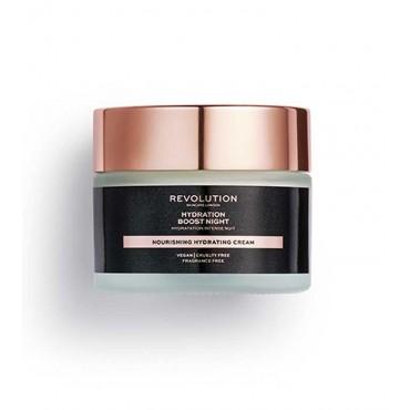 Revolution Skincare - Crema de noche hidratante - Boost