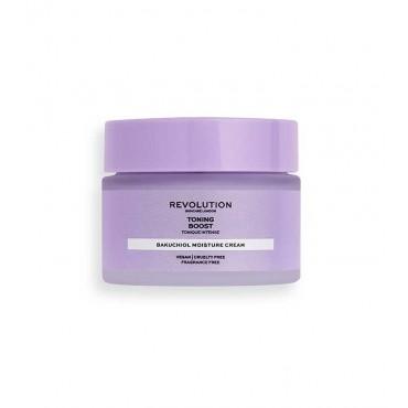 Revolution Skincare - Crema hidratante con bakuchiol - Toning Boost
