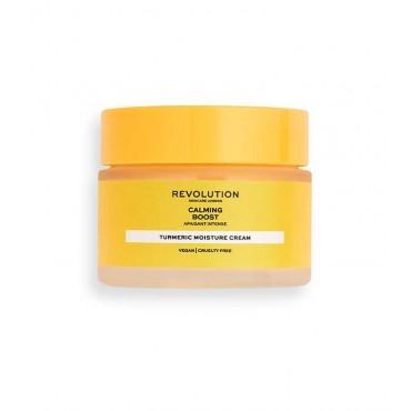 Revolution Skincare - Crema hidratante con cúrcuma - Calming Boost