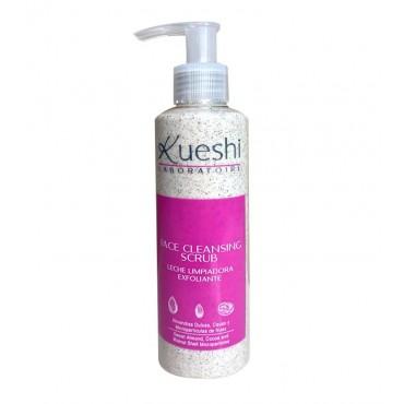 Kueshi - Silk - Leche Limpiadora Facila Exfoliante - 200ml