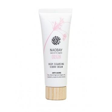 Naobay - Crema Exfoliante Facial Limpieza Profunda - Origin - 75ml