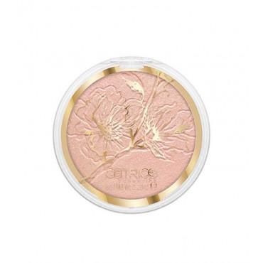 Catrice - *Glow in Bloom* - Iluminador en polvo Bloom Highlighter - C02: Daisy Blossom