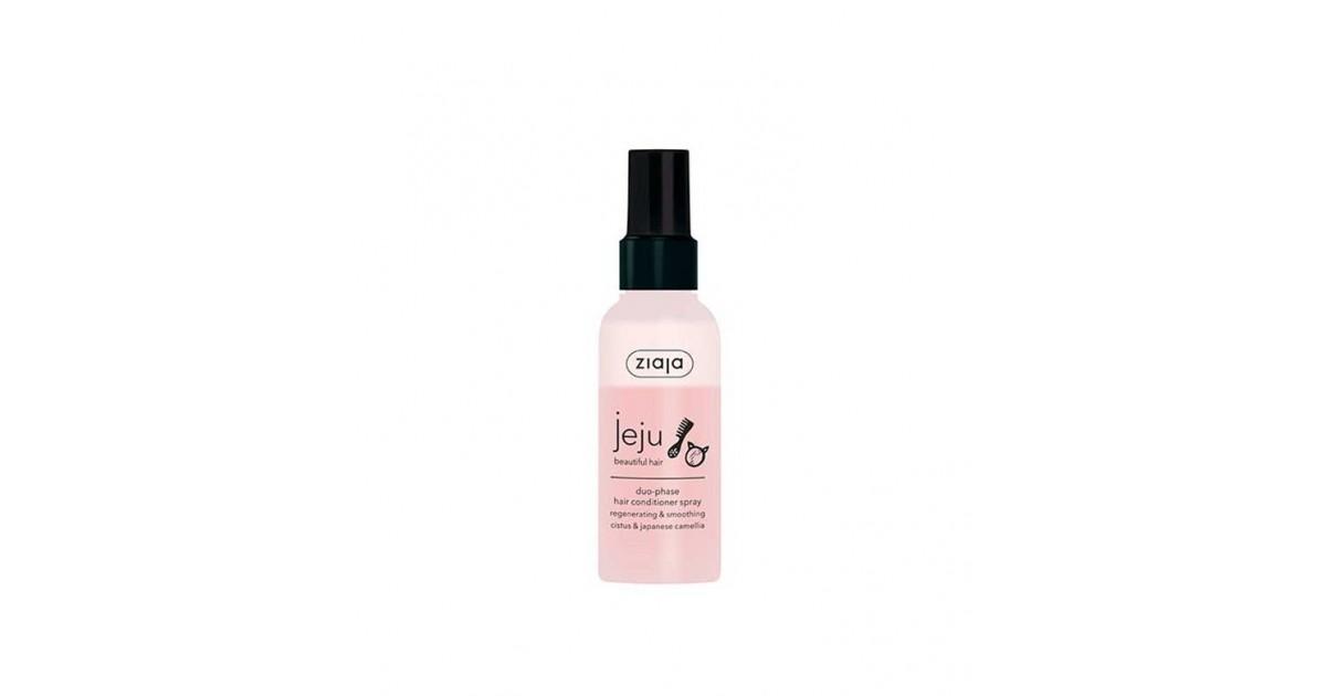 Ziaja - Spray acondicionador capilar bifásico Jeju Beautiful Hair