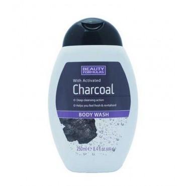 Beauty Formulas - Gel corporal con carbón activado - 250ml