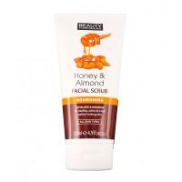 Beauty Formulas - Exfoliante Facial de Miel y Almendra - Nutritiva - 150ml