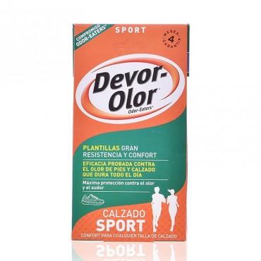 Devor-Olor - Plantillas Sport
