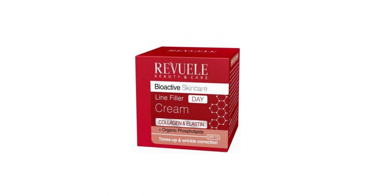 Revuele - Bioactive Skincare - Crema fluida de día Line Filler  - 50ml