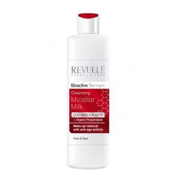 Revuele - Bioactive Skincare - Leche micelar limpiadora
