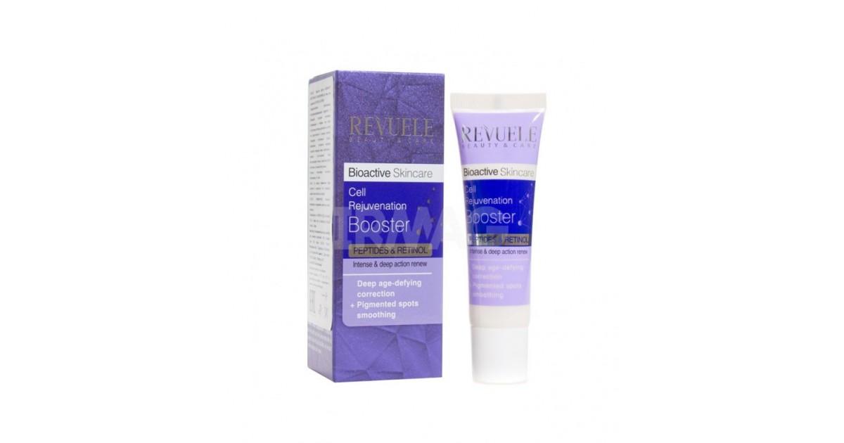 Revuele - Bioactive Skincare - Booster de péptidos y retinol Cell Rejuvenation
