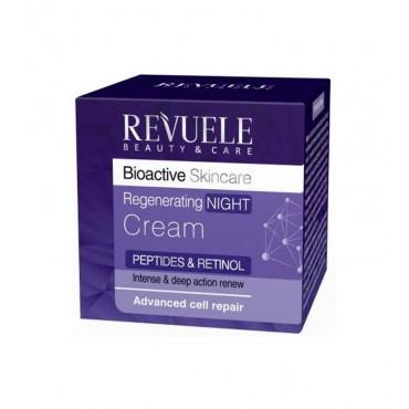 Revuele - Bioactive Skincare - Crema de noche regeneradora - 50ml