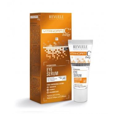 Revuele - Vitanorm C+ - Sérum de Hidrogel para contorno de ojos