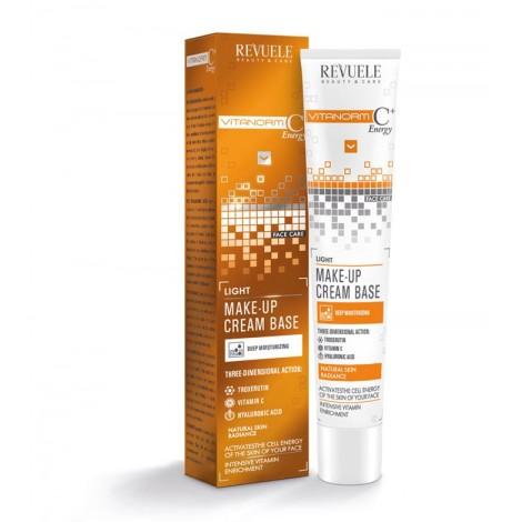 Revuele - Vitanorm C+ - Base de Crema de Maquillaje - Clara