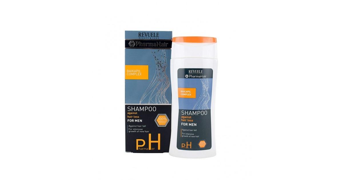 Revuele - Pharma Hair - Champú anti caída - Hombre