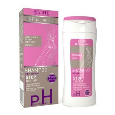 Revuele - Pharma Hair - Champú anti caída - Mujer