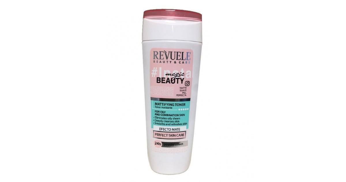 Revuele -  Instamagic Beauty - Tónico Facial Mate