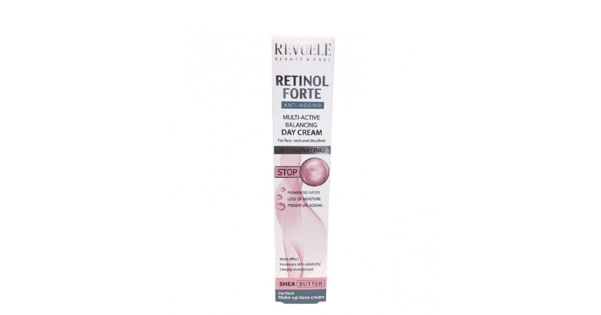 Revuele - Retinol Forte - Crema facial de día