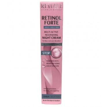 Revuele - Retinol Forte - Crema facial de noche