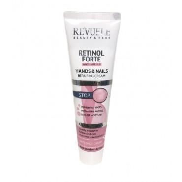Revuele - Retinol Forte - Crema de manos y uñas
