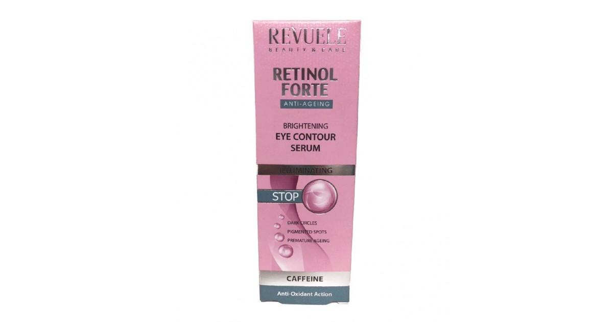 Revuele - Retinol Forte - Contorno de ojos