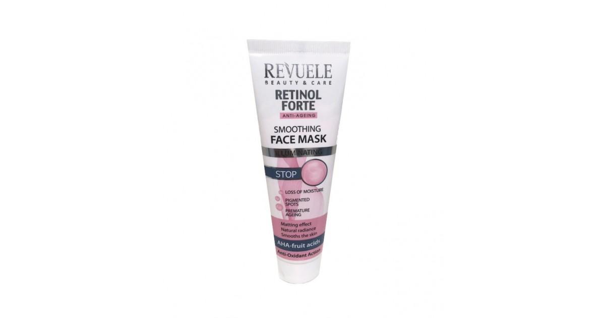 Revuele - Retinol Forte - Mascarilla Facial