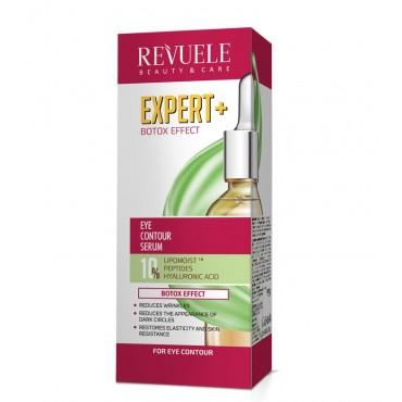 Revuele - Expert+ - Sérum para contorno de ojos - Efecto botox