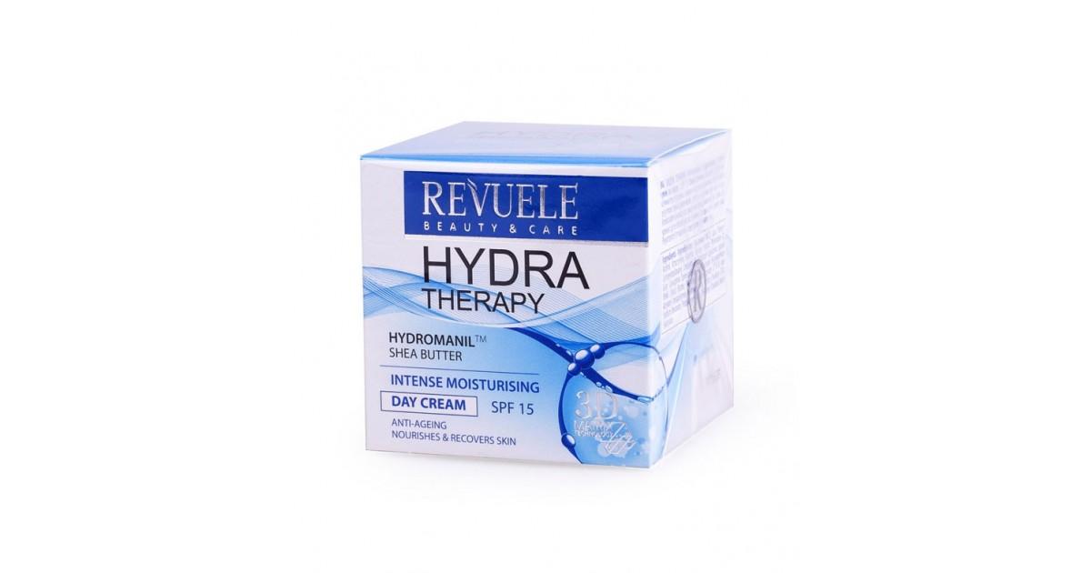 Revuele - Hydra Therapy - Crema de día Hidratante - Spf15