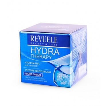 Revuele - Hydra Therapy - Crema de noche Hidratante