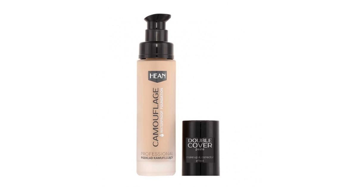 Hean - Base de maquillaje waterproof Camouflage Double Cover - P03