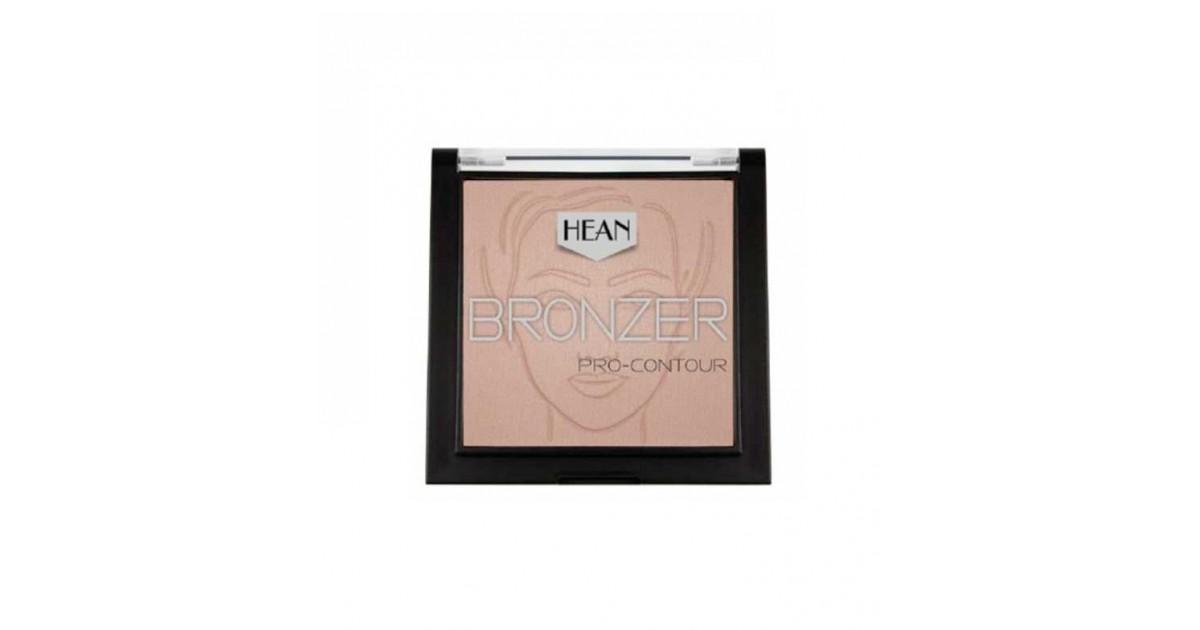 Hean - Bronceador en polvo Bronzer Pro-Contour - 401: Amaretto