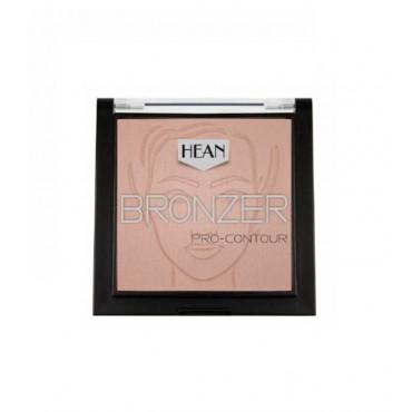 Hean - Bronceador en polvo Bronzer Pro-Contour - 402: Almond