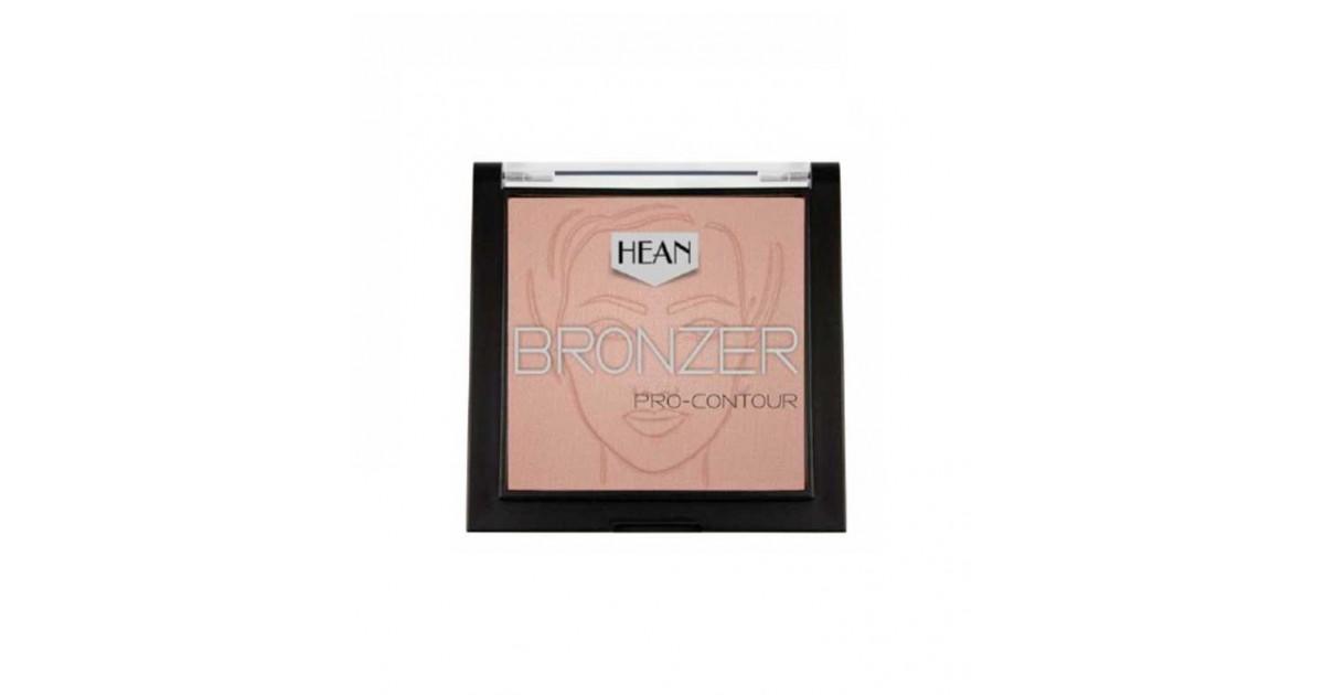 Hean - Bronceador en polvo Bronzer Pro-Contour - 403: Hazelnut