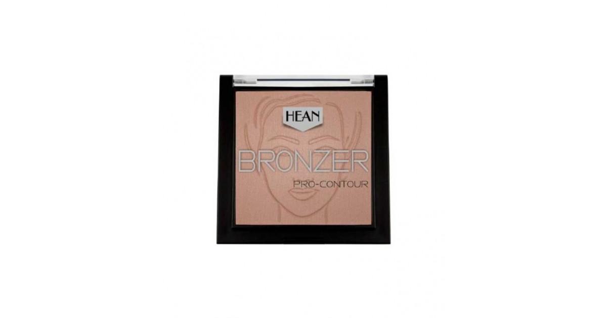 Hean - Bronceador en polvo Bronzer Pro-Contour - 404: Choco Cocoa