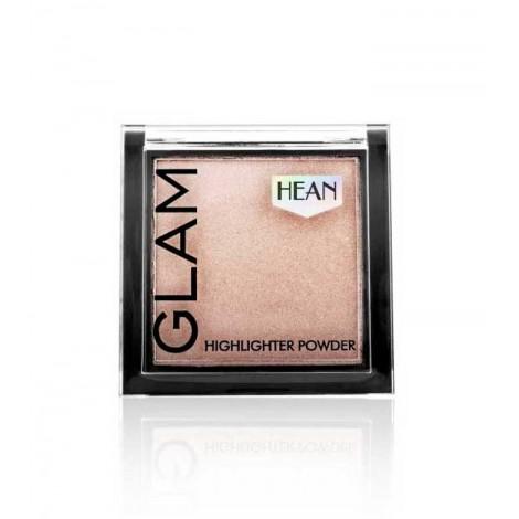 Hean - Iluminador en polvo Glam Highhlighter - 205: Creamy Glow