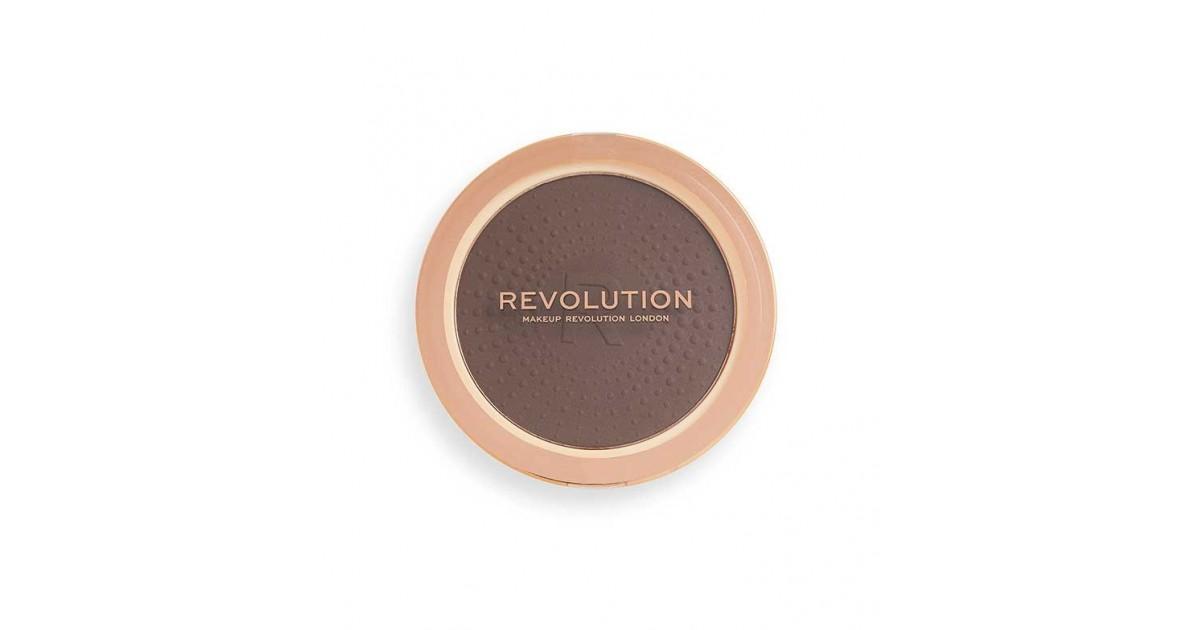 Revolution - Bronceador en polvo Mega Bronzer - 04: Dark