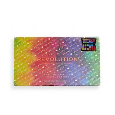 Revolution - Paleta de Sombras Forever Flawless - We Are Love