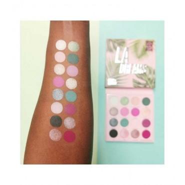 Makeup Obsession - Paleta de sombras LA Dreams