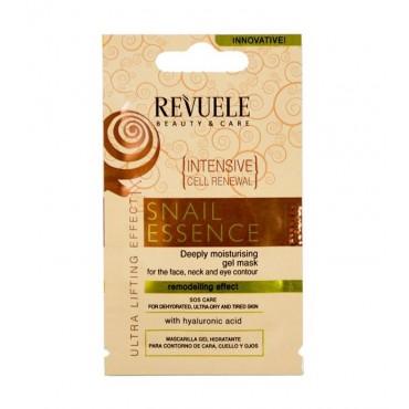 Revuele - Snail Essence - Mascarilla gel hidratante - 7ml
