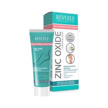 Revuele - Crema anti transpirante para pies - 80ml