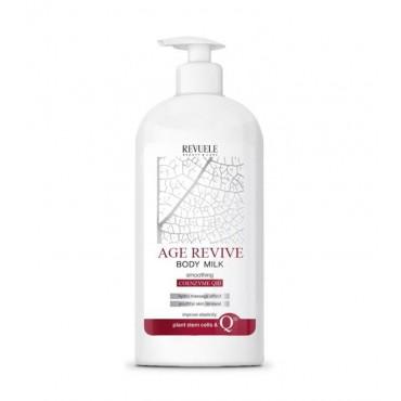 Revuele - Leche corporal alisadora - Age Revive - 400ml