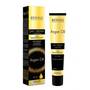 Revuele - Crema facial de día Argan Oil - 50ml