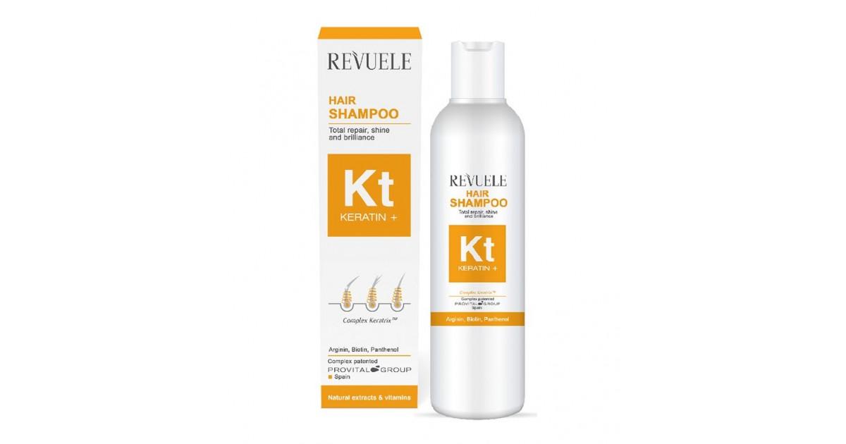 Revuele - Keratin+ - Champú reparador - 200ml