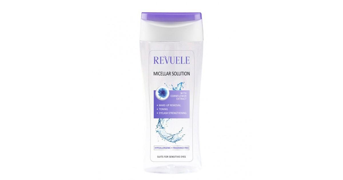 Revuele - Agua Micelar con Aciano - 200ml
