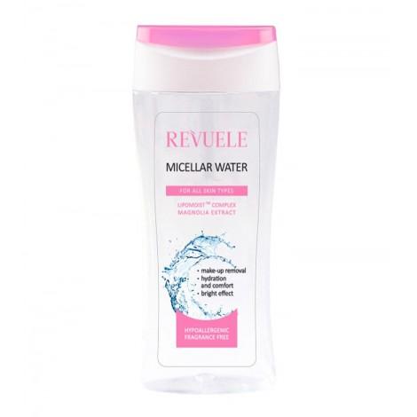 Revuele - Agua Micelar con Complejo Lipomoist - 200ml