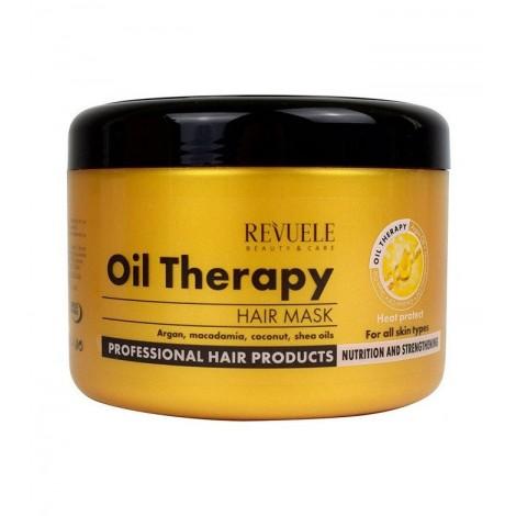 Revuele - Mascarilla capilar Oil Therapy - 500ml